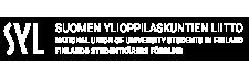 Suomen ylioppilaskuntien liiton logo
