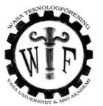 Logo of Wasa Teknologförening fr